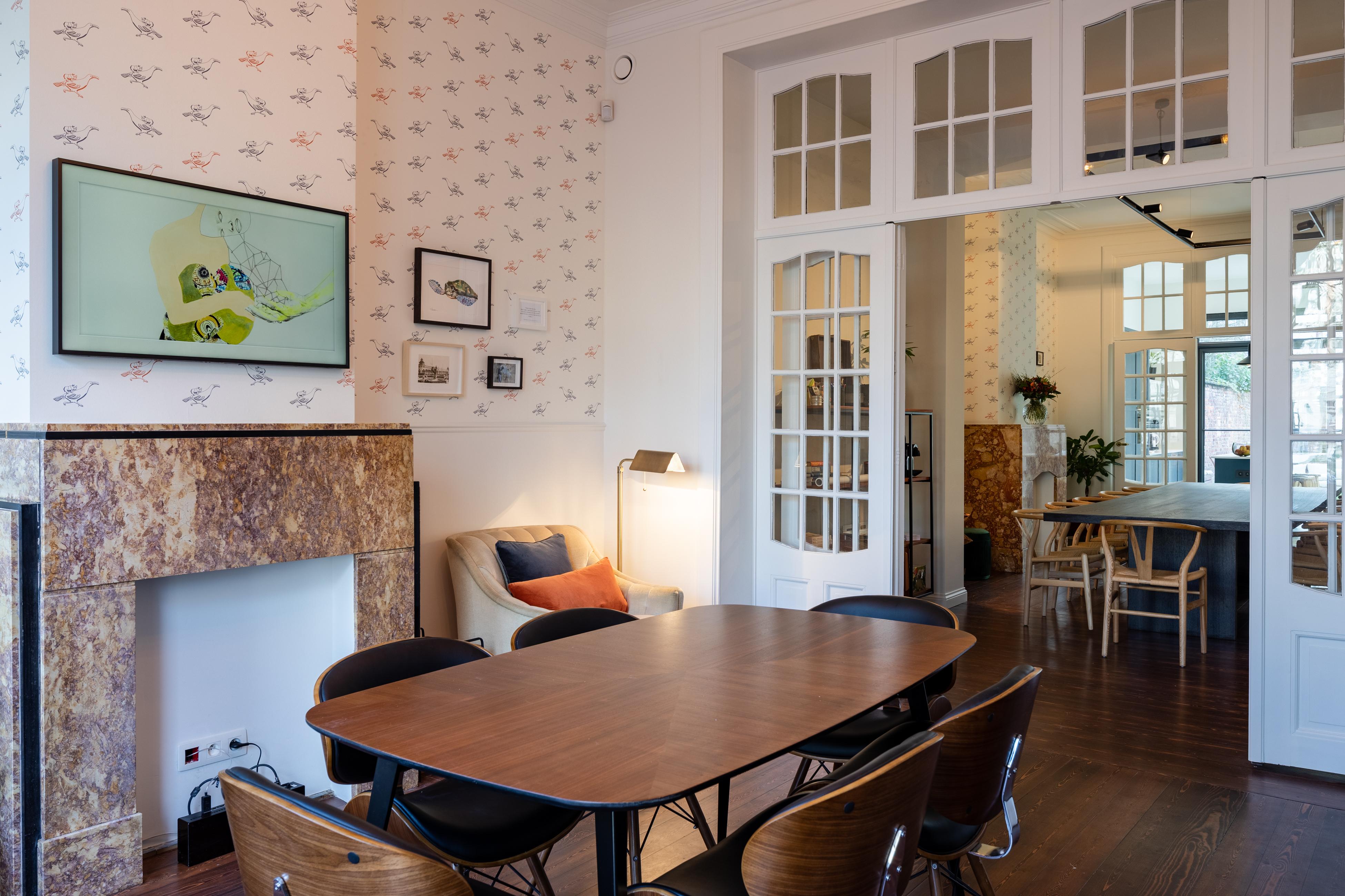 Townhouse 24 - meeting & event locatie Gent